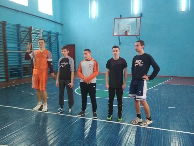 Першість з баскетболу-2018