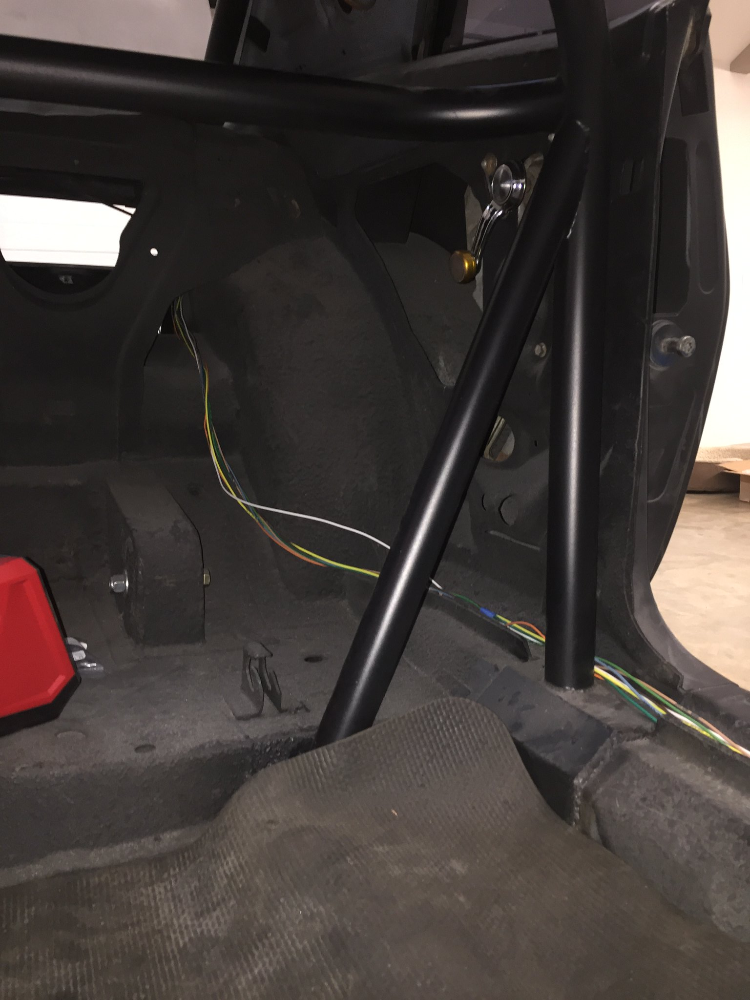 American Autowire Harness Install