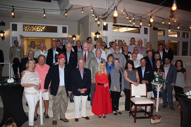 Naples Reception 2018