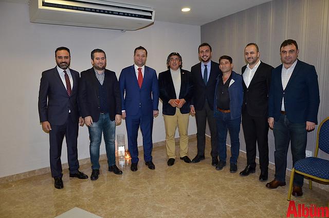 Ahmet Sünbül- Esra Çetin Düğün- Lonicera Otel -8