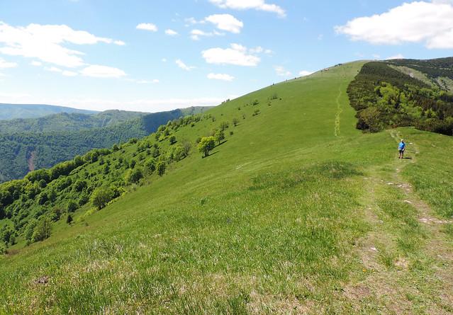 Hiking to Krížna, Great Fatra National Park, Slovakia