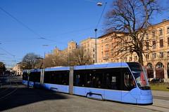 Avenio Tram in München