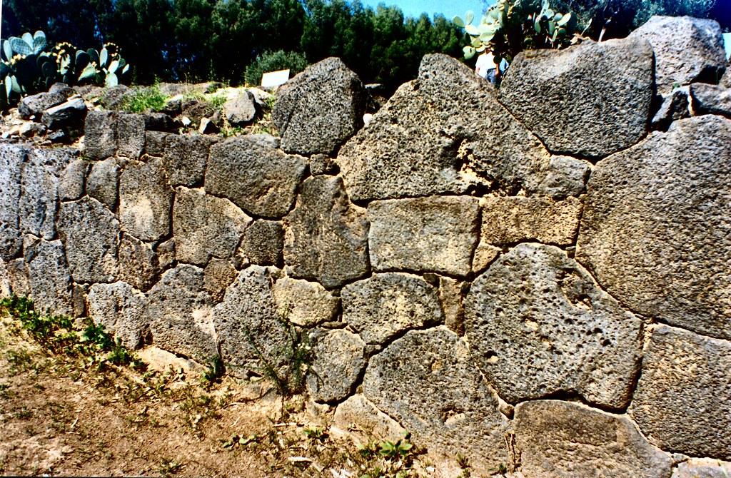 Murer i Hanebjerg Gribskov