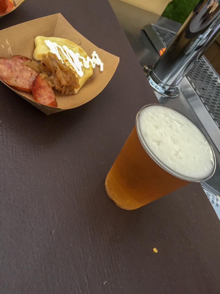Beer at EPCOT Food and Wine Festival