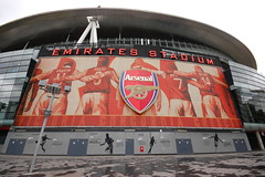 Arsenal, The Emirates Stadium