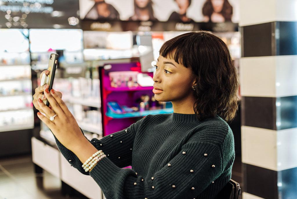 fenty beauty by Rihanna mattemoiselle collection