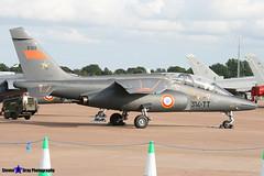 E101 314-TT - E101 - French Air Force - Dassault-Dornier Alpha Jet E - RIAT 2007 Fairford - 070714 - Steven Gray - IMG_7209