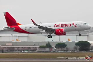 AIRBUS A320-251Neo(WL) (MSN 7995)