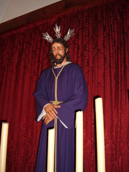 Real Hermandad de Nuestro Padre Jesús de la Humildad y Paciencia, Cristo Atado a la Columna y Nuestra Señora de la Soledad.