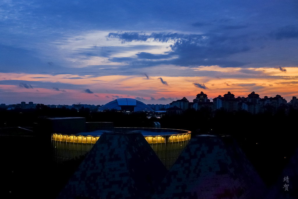 Kallang sunrise