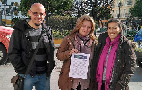 Sí se puede pide al Ayuntamiento que se sume a las movilizaciones por las pensiones