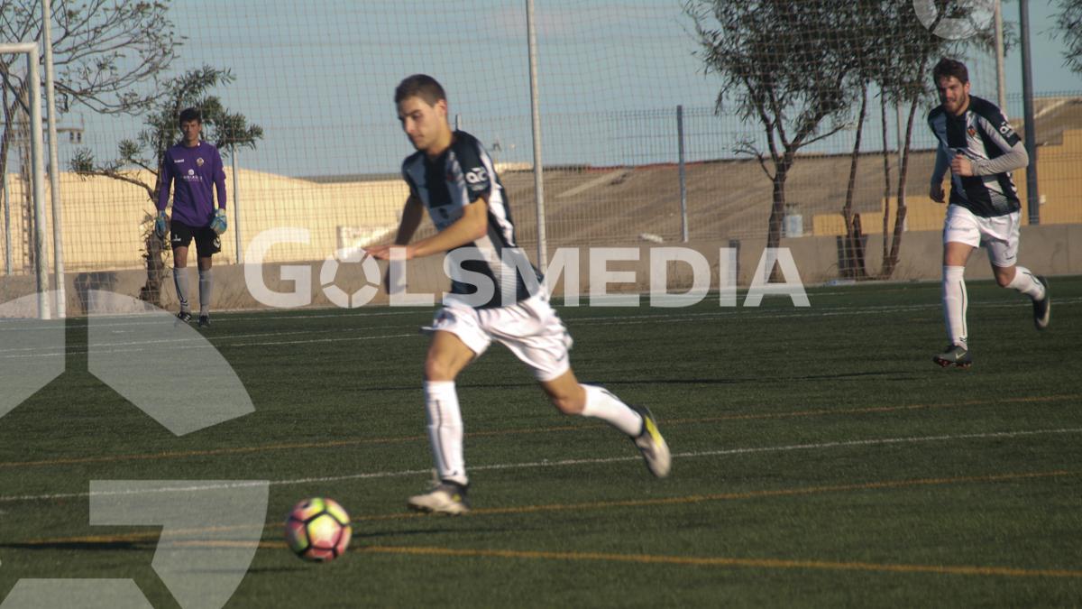 CD Castellón B 0-2 CF San Pedro (10/02/2018), Jorge Sastriques