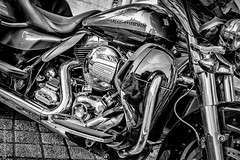 Harley-Davidson New Twin-Cooled High Output Twin Cam 103