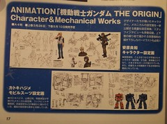 Gundam THE ORIGIN Character & Mechanical Works