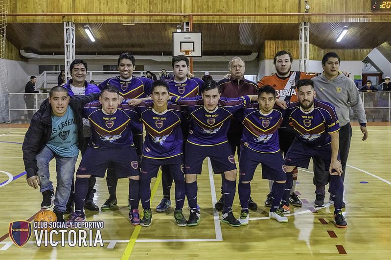 Futsal: Victoria A vs Transportes Dani - 19/02/18