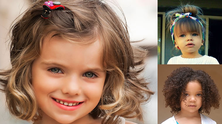 Twist Buns braided hairstyles for little black girls Winter Little Black Girls Haircuts for School Little black girls often like to look like idols from the sports world of music to look cool and stylish.