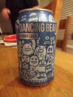 Magic Rock, Dancing Bear German Lager, England