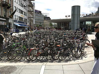 Copenhague city bicicle 03