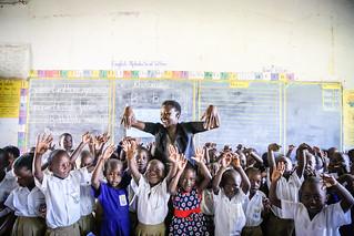 School Health Reading Program, Uganda