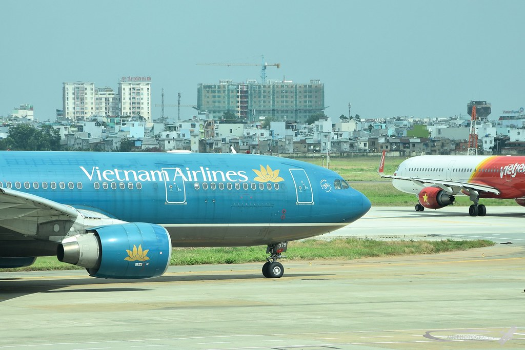 Airbus A330 Vietnam Airlines