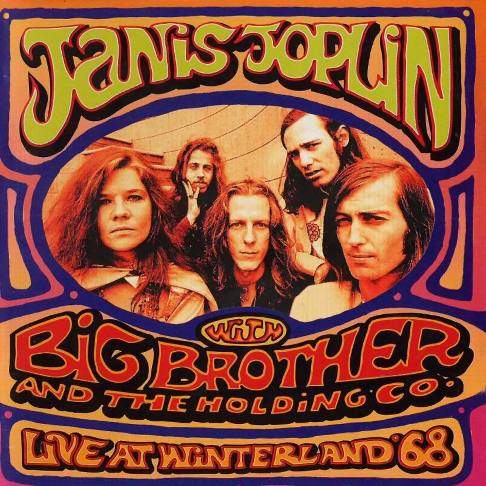 Big Brother and the Holding Company 'Live at Winterland 68' CD