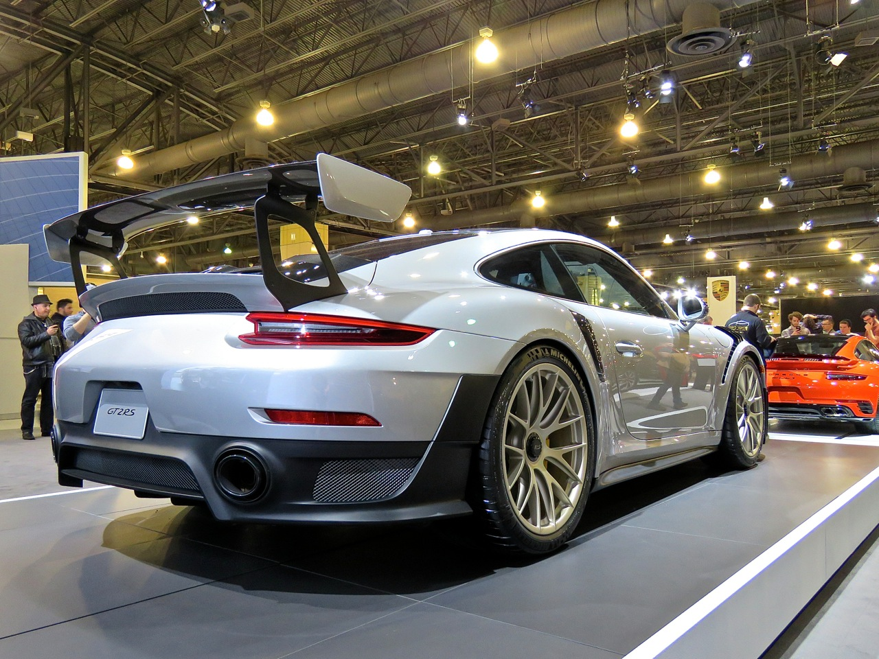 Porsche 991.2 GT2 RS Philly 7