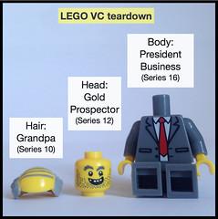 LEGO VC teardown