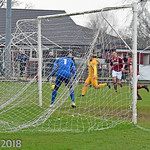 Potters Bar Town FC v Barking FC - Saturday January 13th 2018