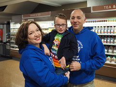 Special Olympics at Publix