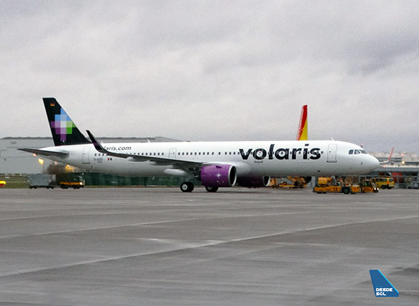 Volaris A321neo XFW (RD)