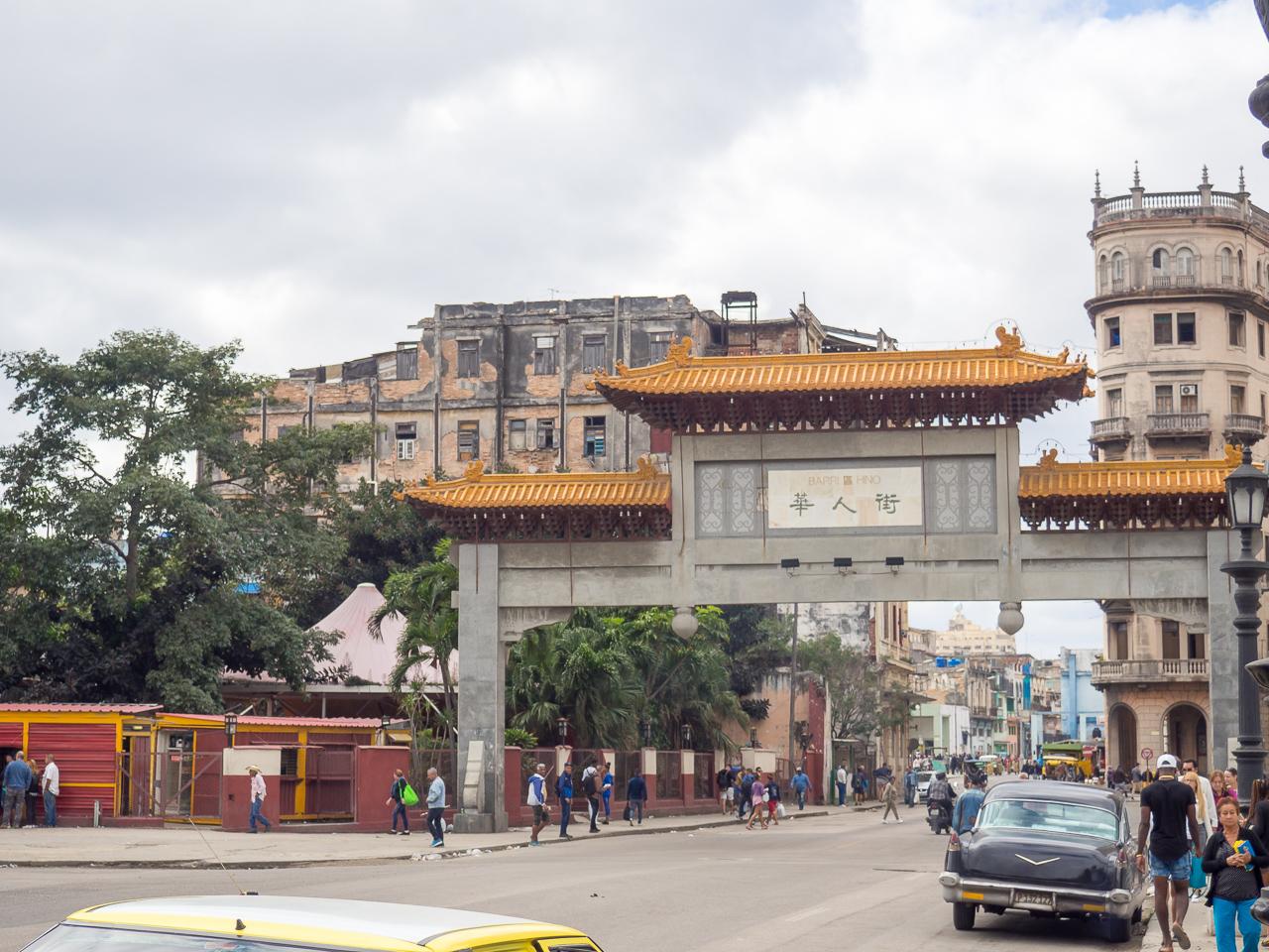 Havanna, Kuuba, chinatown