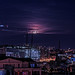 Blue Moon over Baltimore by Joy BN