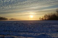 Un hiver de neige dans l'Aisne