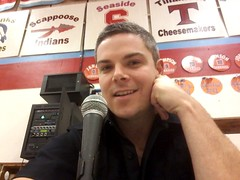 Cam The PA Announcer for basketball and wrestling