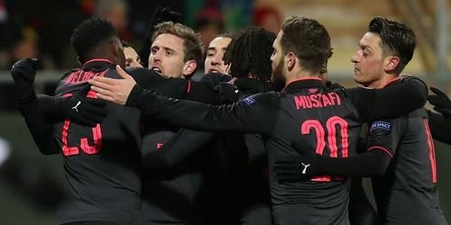 Penampilan Arsenal Perkasa Ketika Melawan Ostersunds