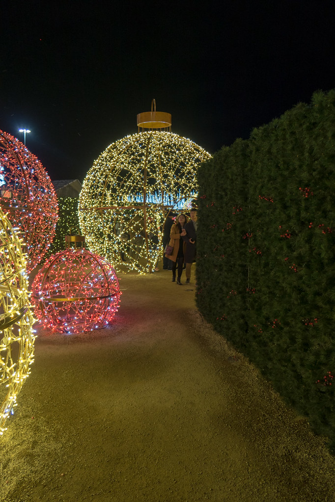 Enchant Christmas Light Display Dallas