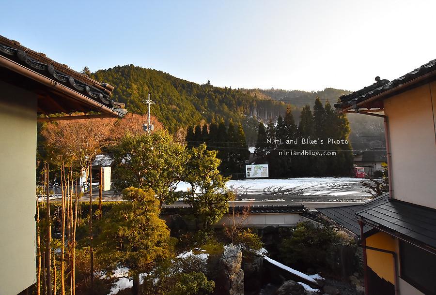 日本 美山住宿 生藥屋溫泉旅館11
