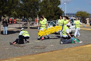 Práctica Accidente Múltiples Víctimas (109)