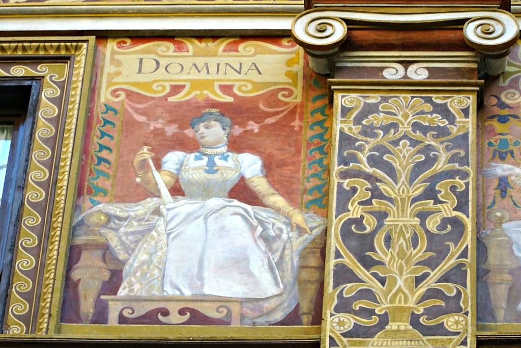 Domina Galleria Sciarra