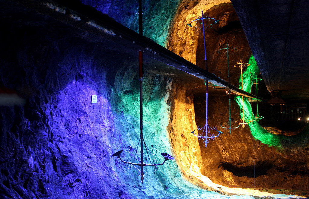 Nemocon Caves 1