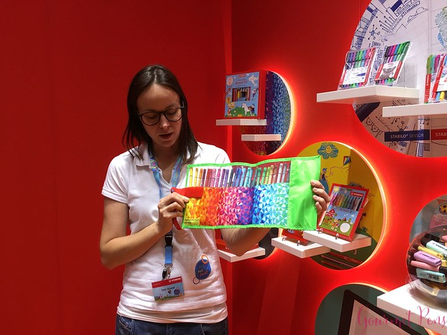 Field Trip Insights X Stationery:Trade Show @StabiloUK @InsightsExpo 13