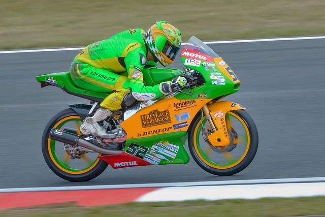 British motostar championship / snetterton