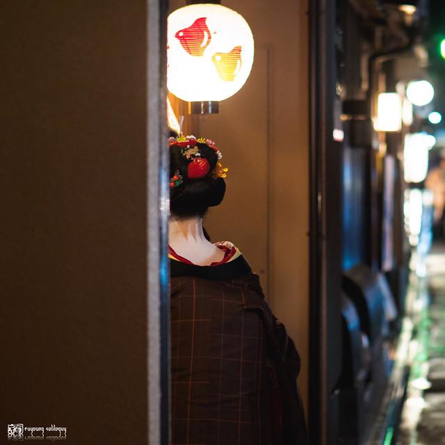 她說旅途若是卷底片 | Kyoto, ver. F1.2  | 29