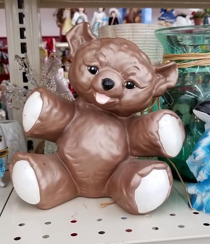 melting teddy