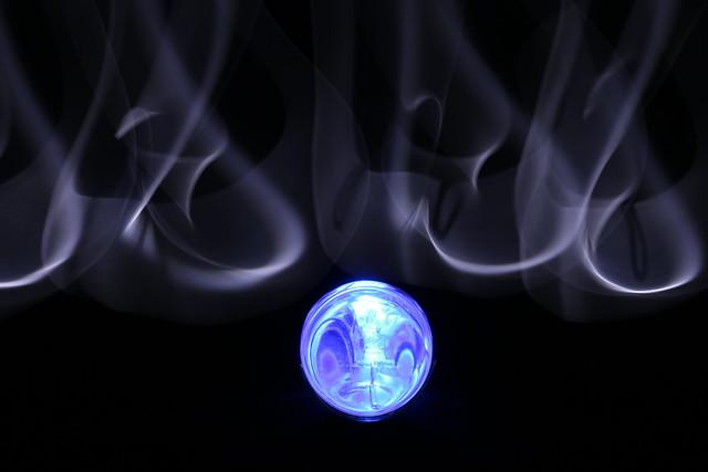 Smoky Light (SOTC 273/365)