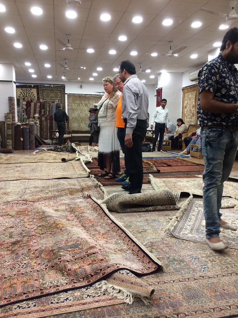 Carpet sales