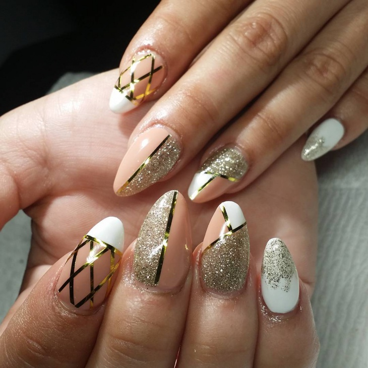 Nail Extension Ideas 2019: 20+ Cute And Elegant Gel Nail Designs 2018
