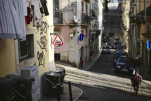 Bica  #street #lisbon #t3mujinpack