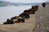 Schuhe am Donauufer -  Jewish memorial by samgi2