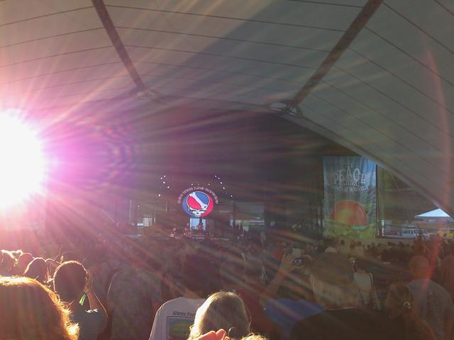 RatDog @ Peach Music Festival, Scranton, PA, 16 August 2013
